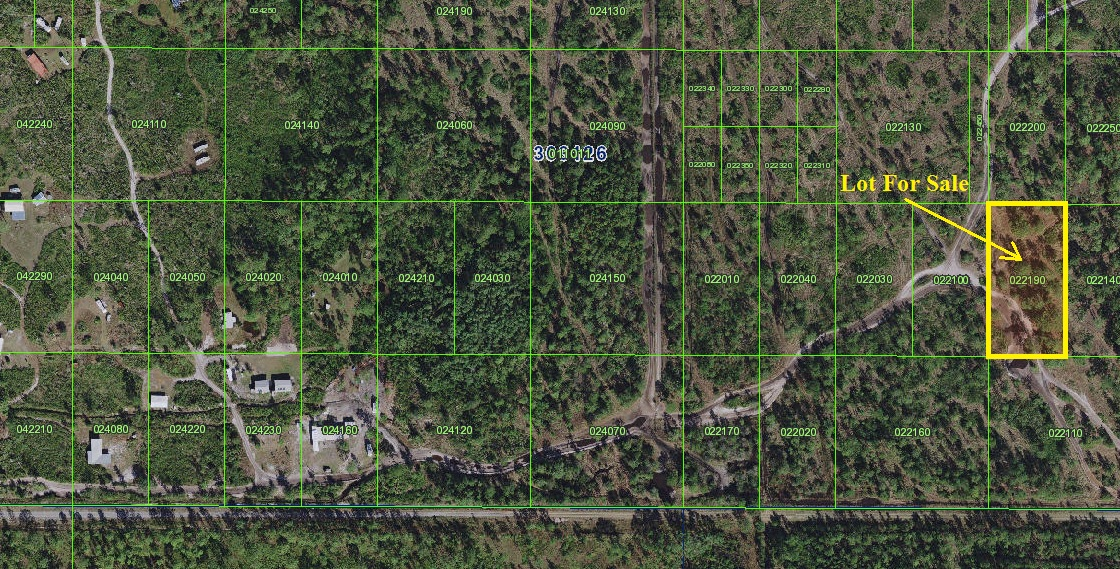 Florida Recreational Land River Ranch Acres FL