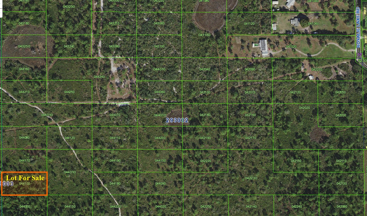 River Ranch Acres Lake Wales Florida Lot For Sale